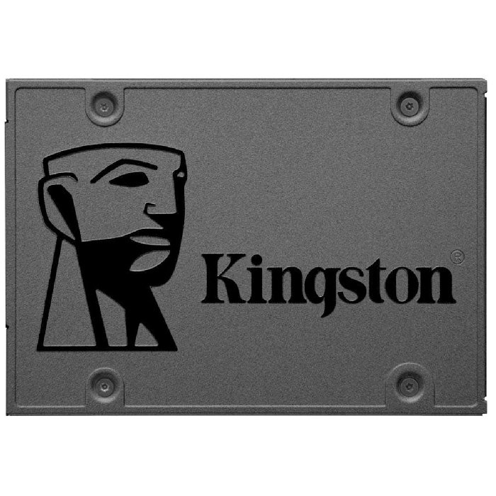 HD SSD 120GB Kingston SA400 SA400S37/120G SATA III 6Gb/s, Leitura 500MB/s, Gravação 320MB/s