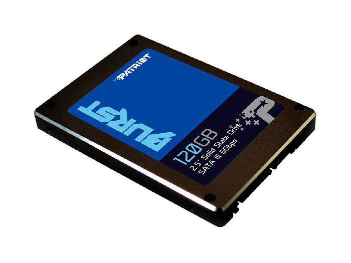HD SSD 120GB Patriot Burst PBU120GS25SSDR