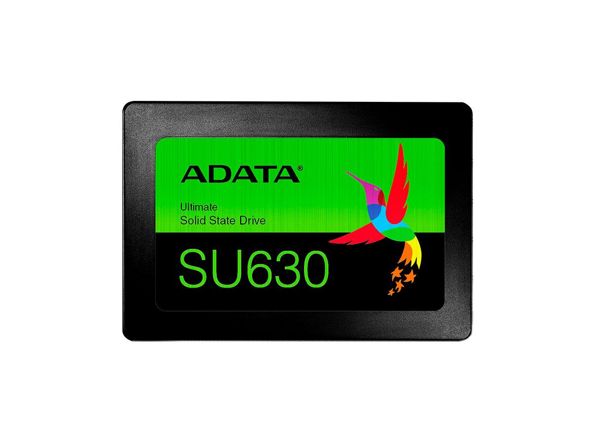 HD SSD 240GB Adata SU630, Leitura 520MB/s, Gravação 450MB/s, Sata III 2,5 - ASU630SS-240GQ
