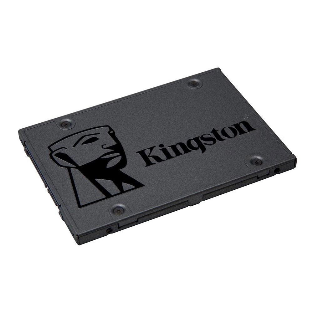 "HD SSD 240GB Kingston A400, Leitura 500MB/s, Gravação 350MB/s, Sata III 6GB/s, 2.5"" - SA400S37/240G"