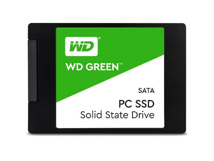 HD SSD 480GB Western Digital Green WDS480G2G0A