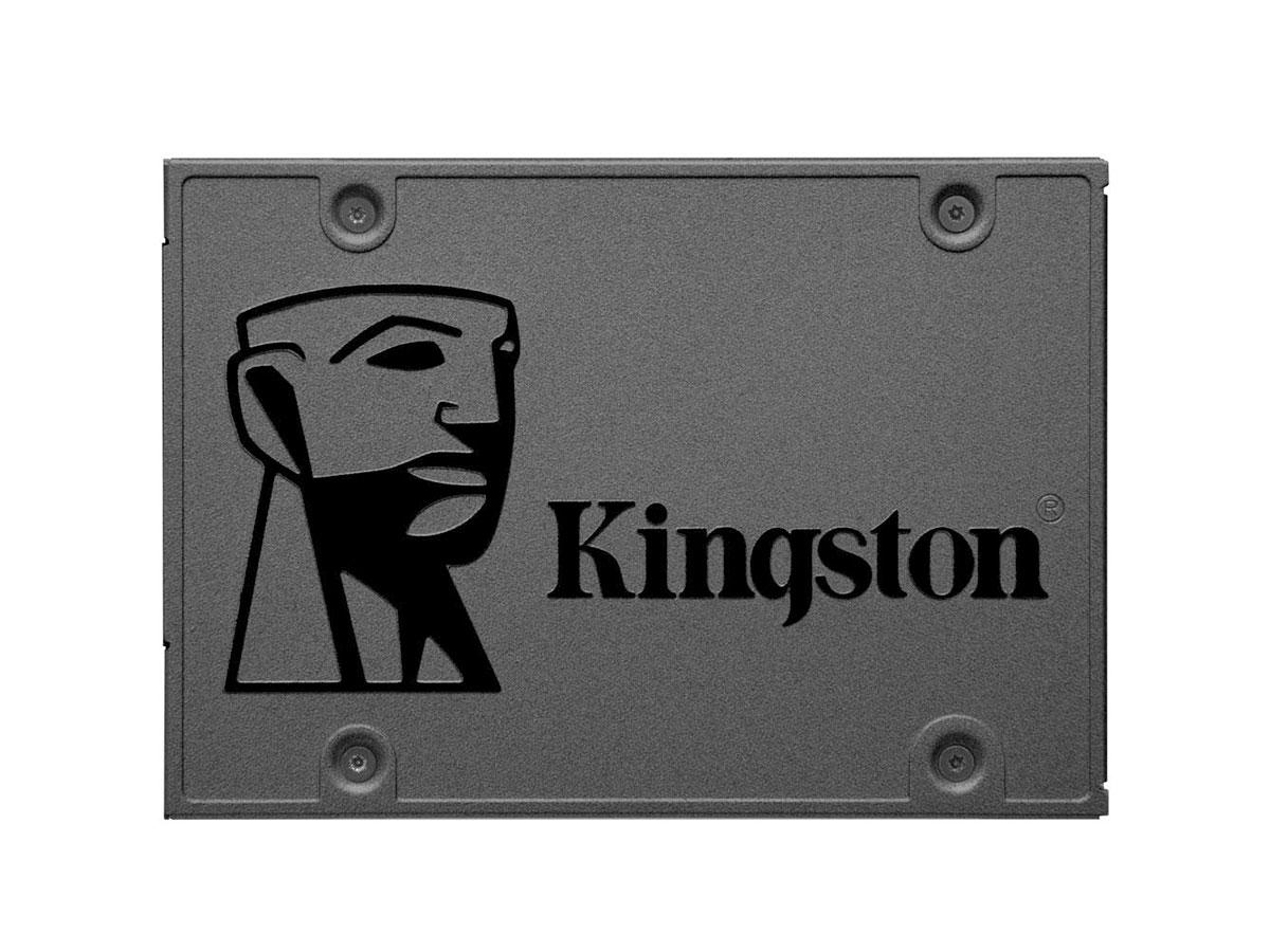 HD SSD 960GB Kingston A400, Sata III 6GB/s, Leitua 500MB/s, Gravação 450MB/s - SA400S37/960G