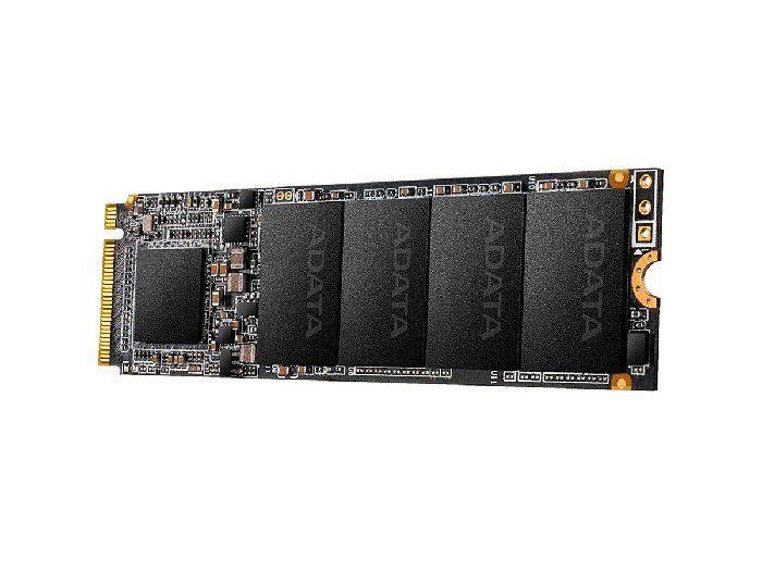 HD SSD M.2 256GB Adata Xpg Sx6000 2100Mbs Grav 1500Mb ASX6000PNP