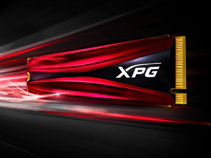 HD SSD M.2 Gamer XPG S11 Pro 256GB Gammix 2280 AGAMMIXS11P-256GT-C
