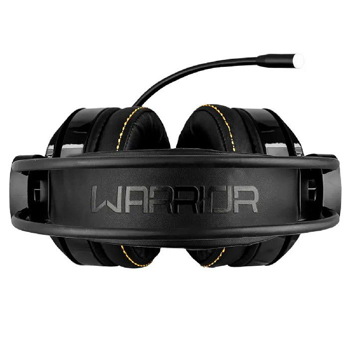 Headset Gamer Multilaser Warrior Thyra RGB 7.1 Com Vibração, Conector USB 2.0 - PH290