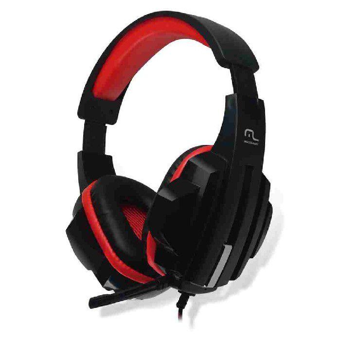 Headset Gamer P2 Cabo Nylon Ph120 Multilaser