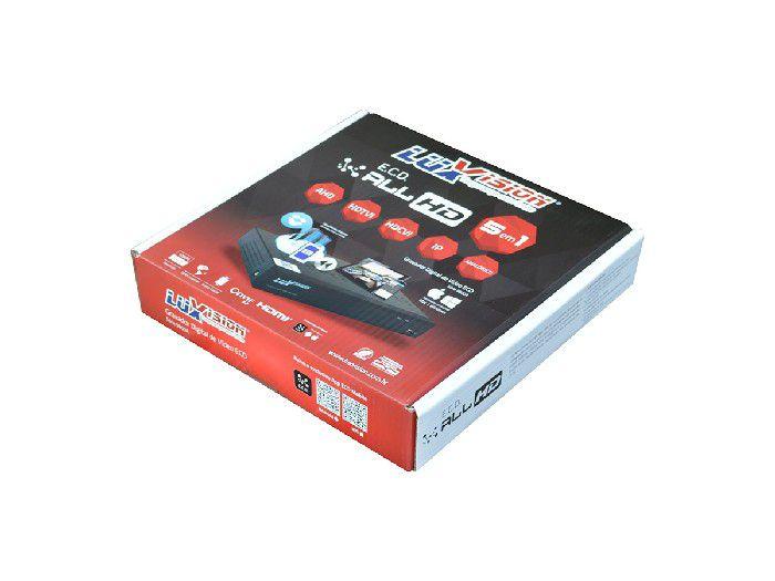 HVR Luxvision Stand Alone 16 Canais ECD 1080 9816-LU LVDVR9816