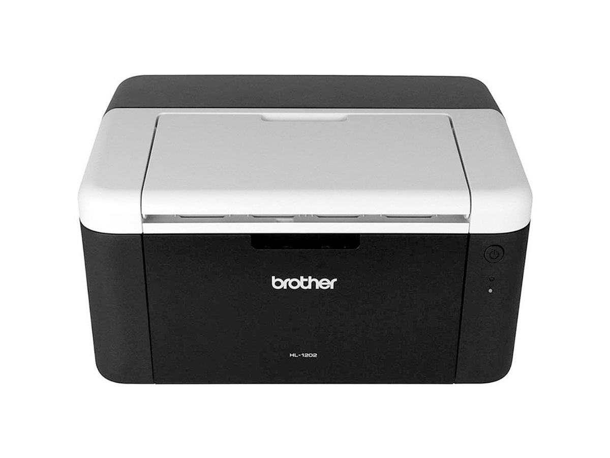 Impressora Brother Laser Mono HL-1202 USB - 110V