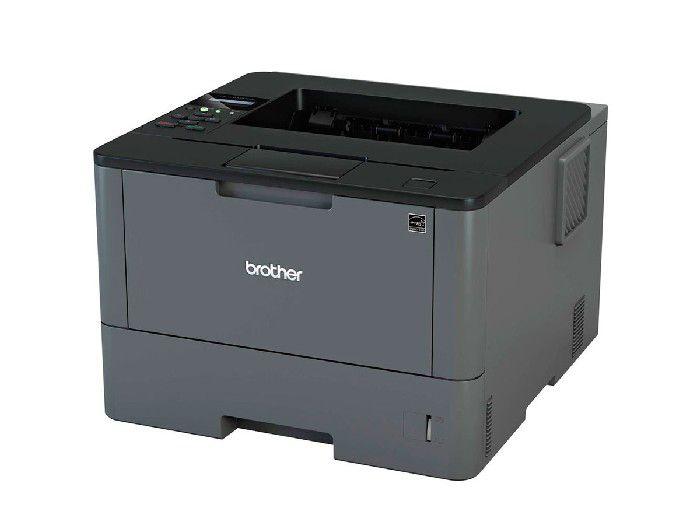 Impressora Brother Laser Mono HL-L5102DW Duplex/Wifi