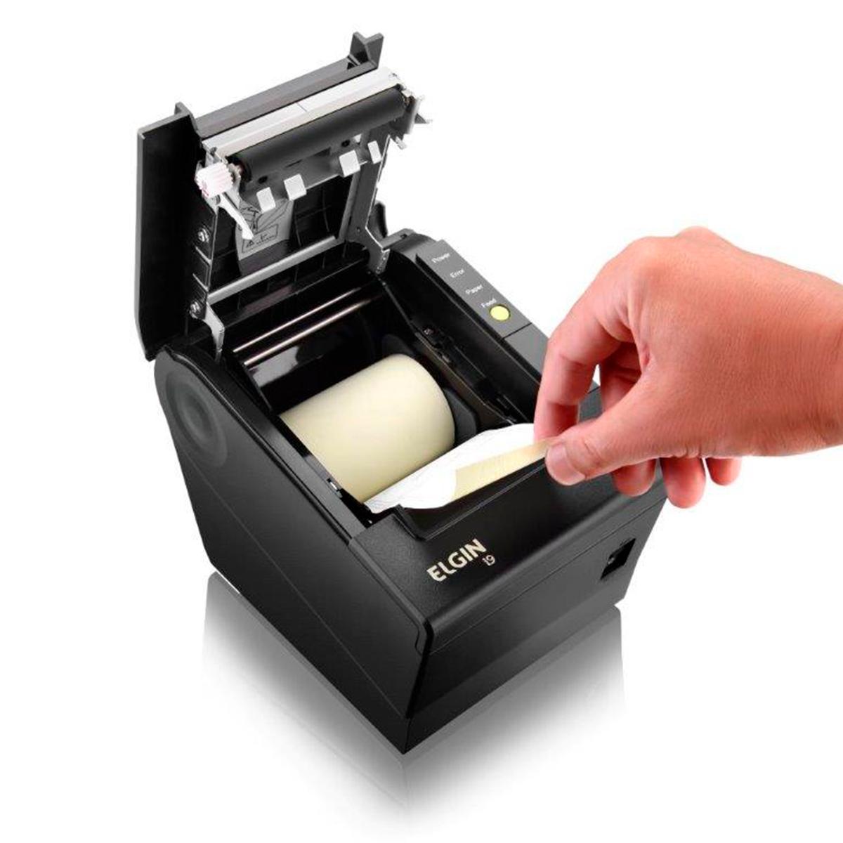 Impressora Elgin I9 Não Fiscal Usb C/ Guilhotina - 46I9UGCKD002