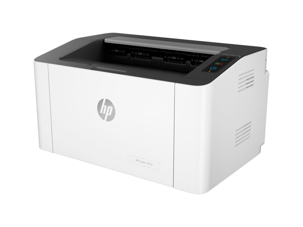 Impressora HP Laser Mono 107W L454806B (PPB) - 110V