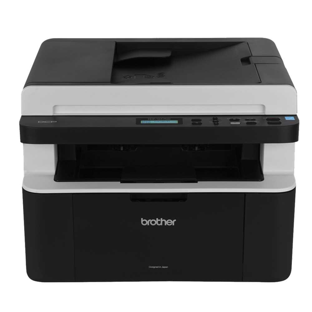 Impressora Multifuncional Brother Laser Mono Dcp-1617nw Wifi