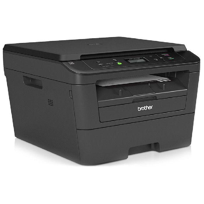Impressora Multifuncional Brother Laser Mono DCP-2520DW