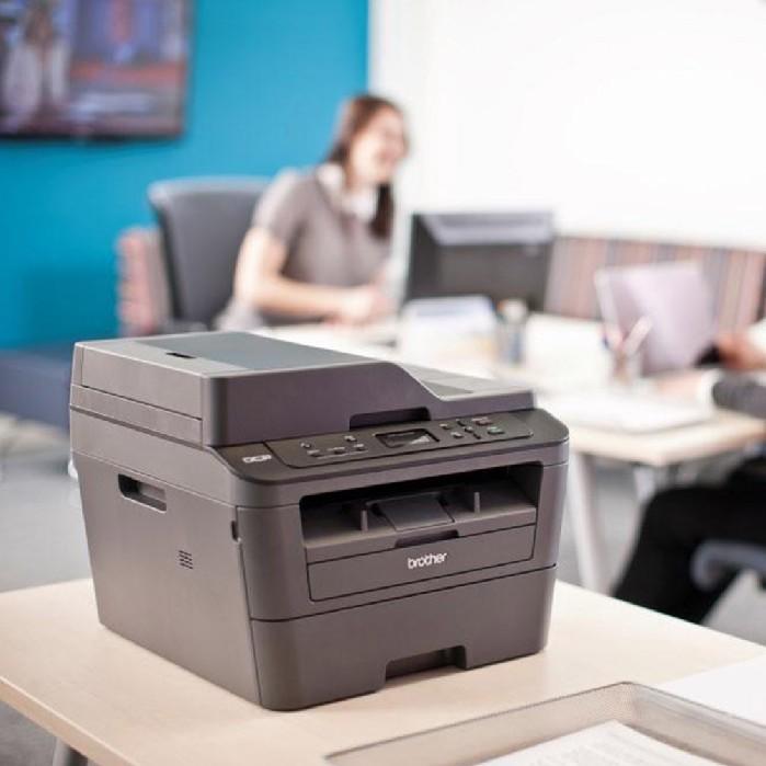 Impressora Multifuncional Brother Laser Mono DCP-L2540DW