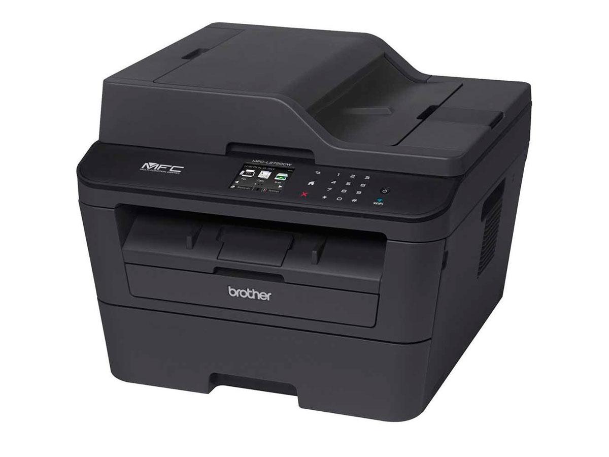 Impressora Multifuncional Brother Laser Mono MFC-L2720DW Wifi Duplex