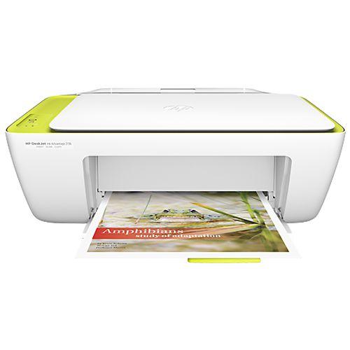 Impressora multifuncional DeskJet Ink Advantage 2136 HP