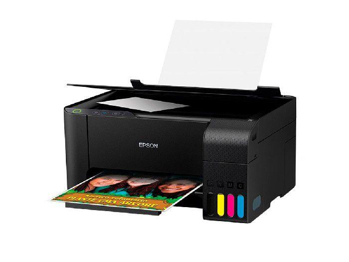 Impressora Multifuncional Epson Eco Tank Color Cop/DIG L3110