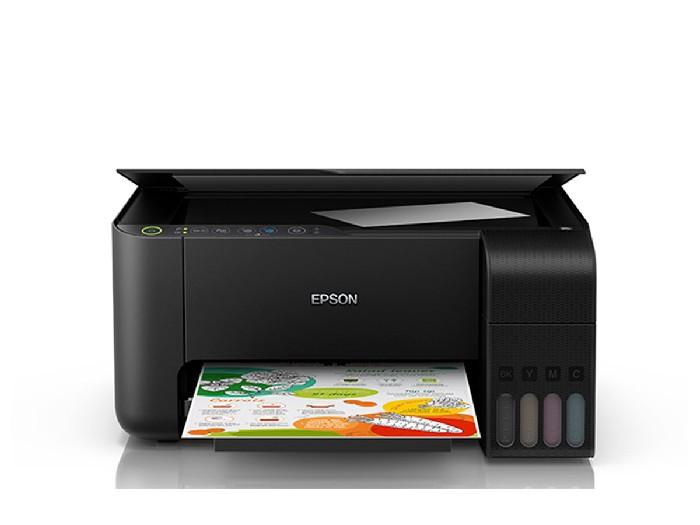 Impressora Multifuncional Epson Eco Tank Color Wifi L3150
