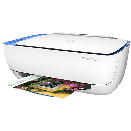 Impressora Multifuncional HP Deskjet 3636 Color Wireless