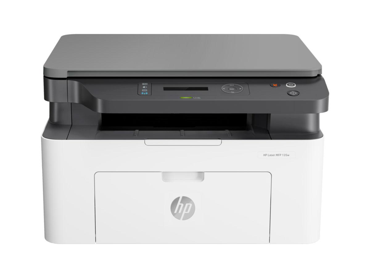 Impressora Multifuncional HP Laser Mono 135W L454807B (PPB) - 110V