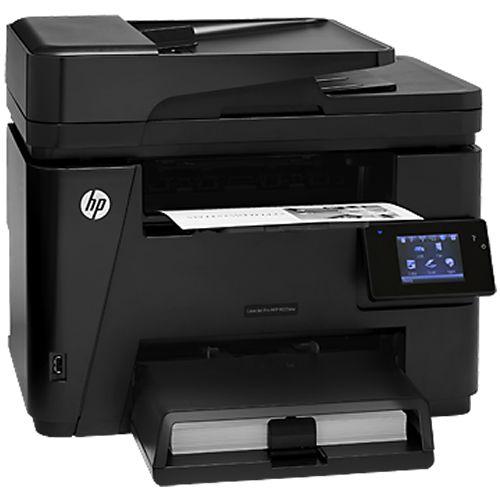 Impressora Multifuncional HP Laser Mono MFP M225dw CF485A