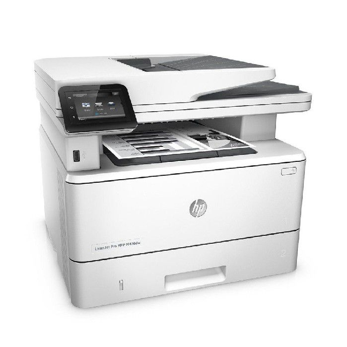 Impressora Multifuncional HP Laserjet Mono - M426DW