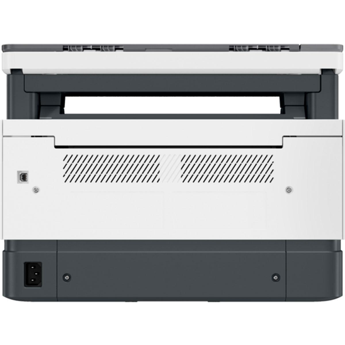 Impressora Multifuncional HP Neverstop Laser 1200A, Monovolt, Tanque de Toner - 110V