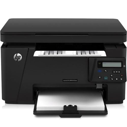 Impressora Multifuncional Laser Mono Pro HP M125NW