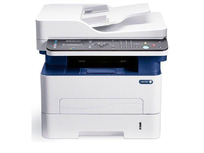 Impressora Multifuncional Xerox Workcentre Laser Mono 3215