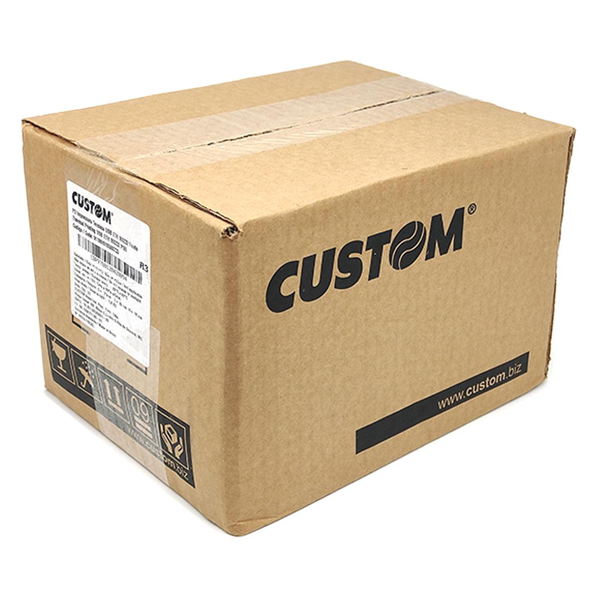 Impressora Não Fiscal Custom P3 USB / Ethernet / Serial RS232 - C/ Guilhotina - 911MH010500733
