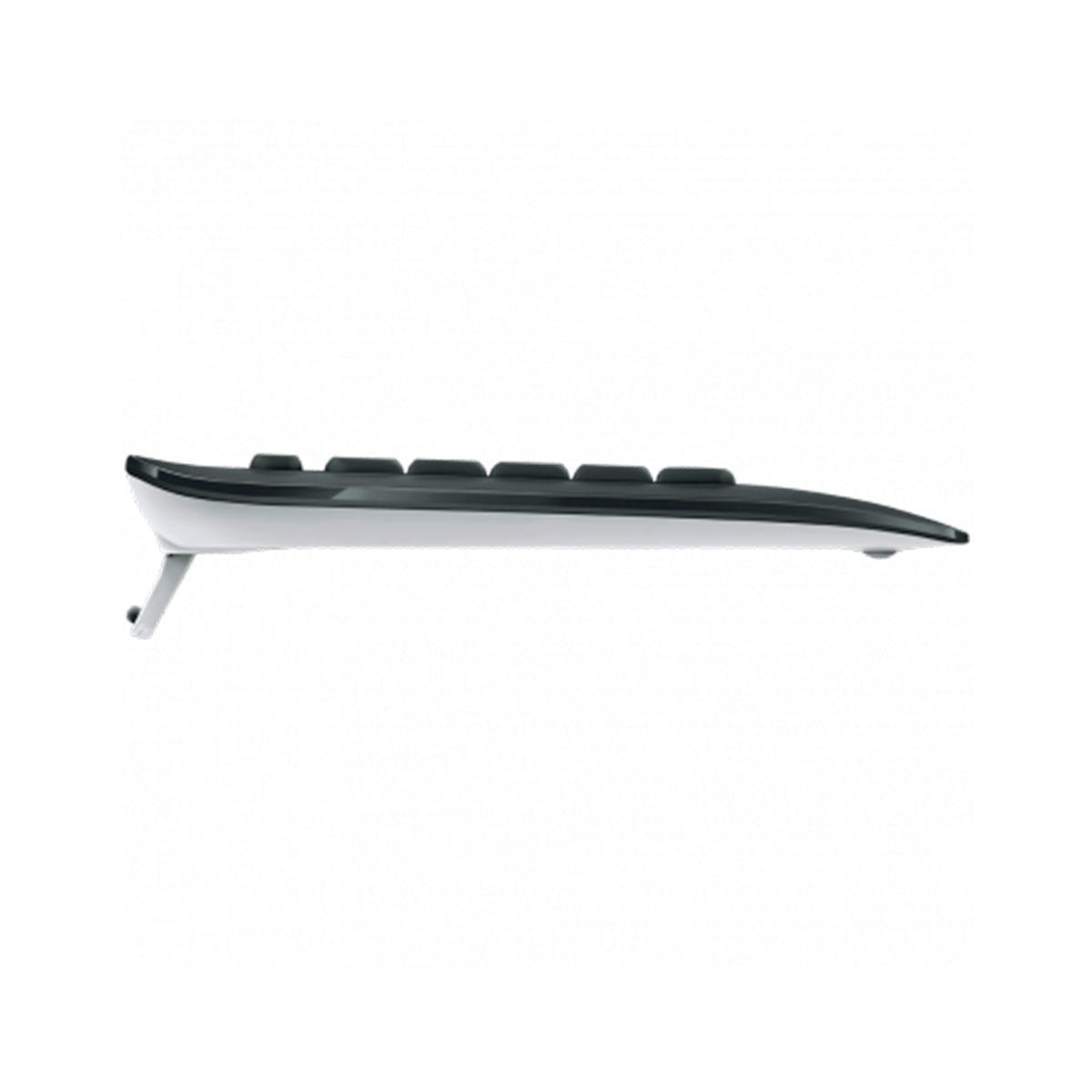 Kit Teclado e Mouse Logitech MK540, Advanced Wireless, ABNT2, USB, Preto
