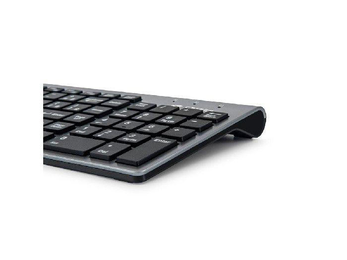 Kit Teclado+Mouse C3tech Wireless K-510SBK