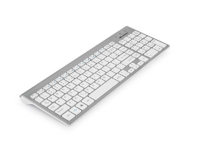Kit Teclado+Mouse C3tech Wireless K-W510SWH