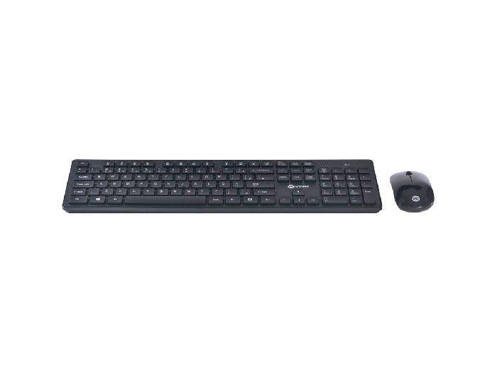 Kit Teclado+Mouse Vinik Wireless CMW 120Pto 26659