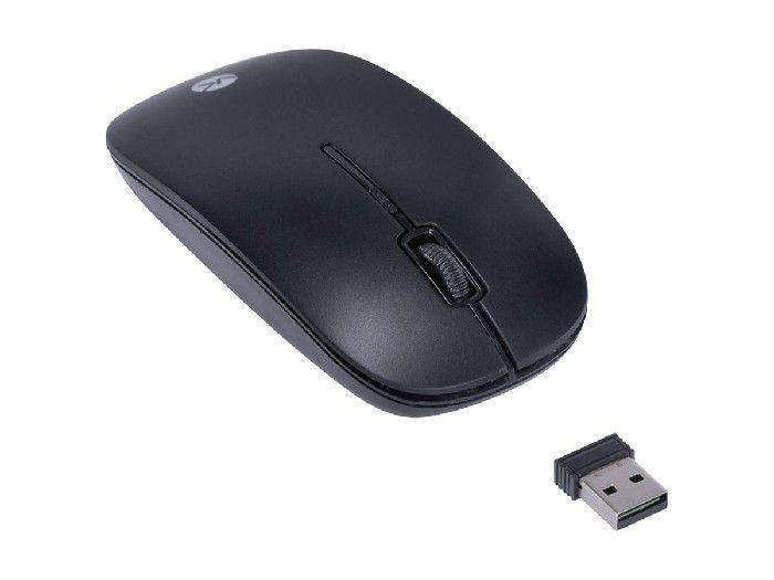 Kit Teclado+Mouse Vinik Wireless Flat DC110 28407