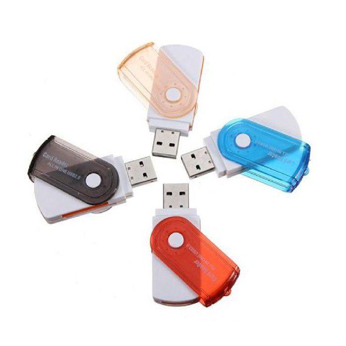 Leitor de Cartão de Memoria USB GV-ACR.150