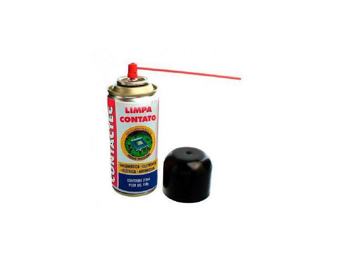 Limpa Contato Gv FRT.717 130G/210ML Contactec