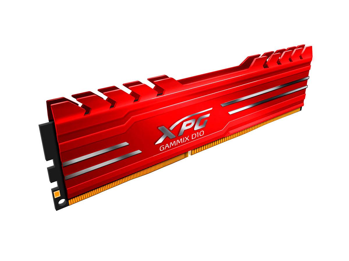 Memória 16GB DDR4 2666MHz Adata Xpg Gammix D10 - AX4U2666316G16-SRG