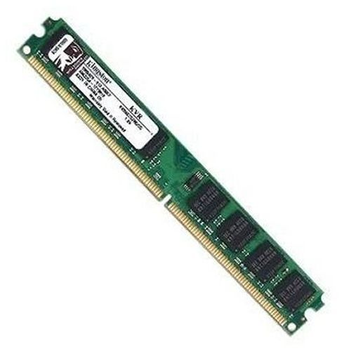Memória 2GB 667Mhz DDR2 PC5300 KVR667D2N5 Kingston