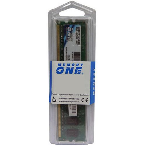 Memória 4 Gb DDR3 1333Mhz M1PS1333C9/4GB  Memory One