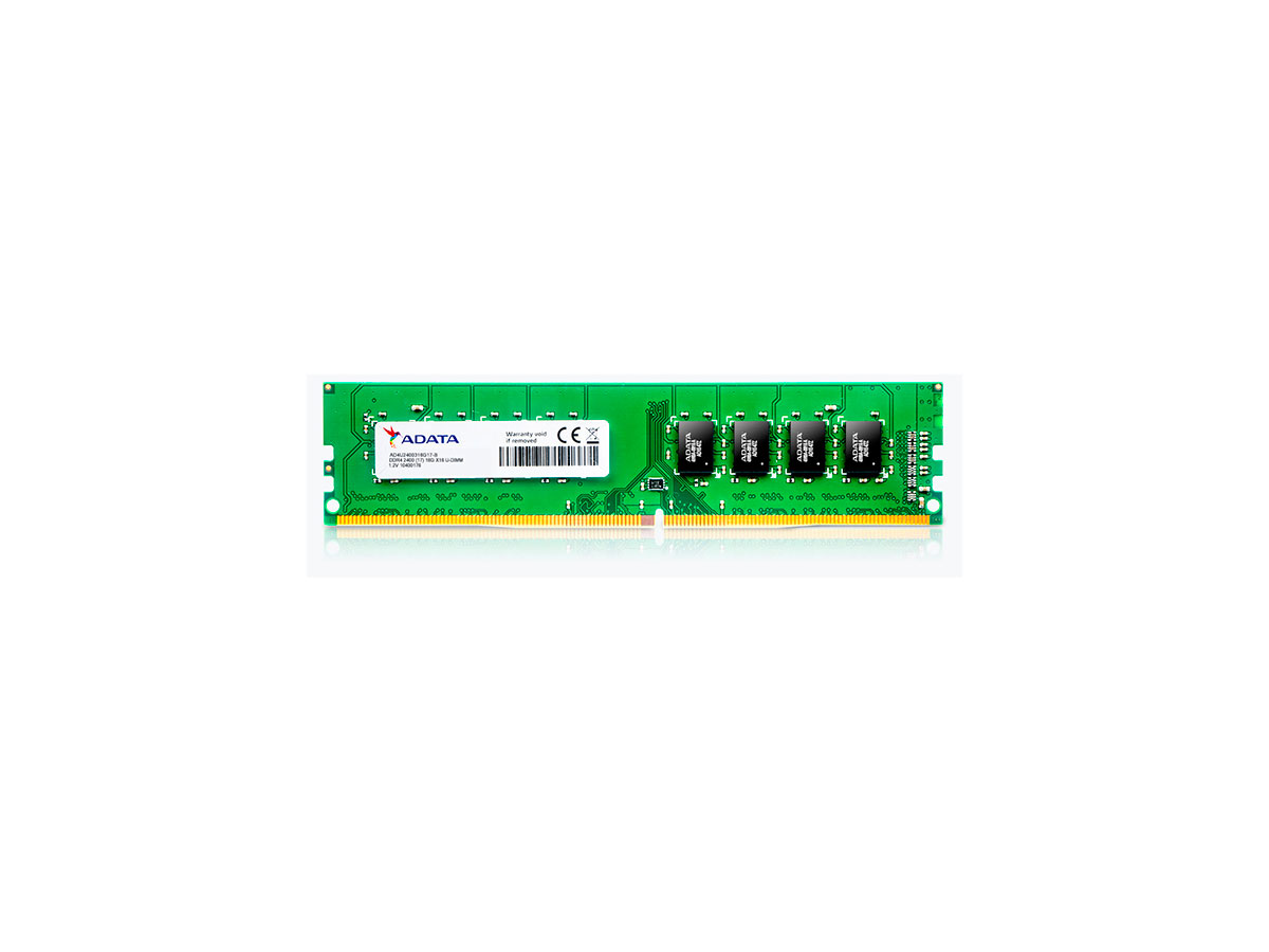 Memoria 4GB DDR4 2400Mhz Adata - AD4U2400J4G17-S