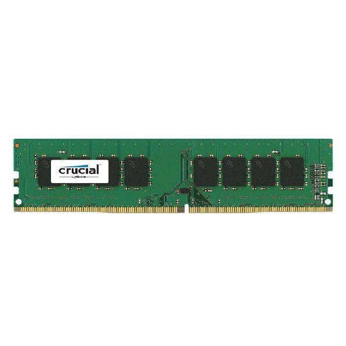 Memoria 4GB DDR4 Crucial 2400MHZ CT4G4DFS824A