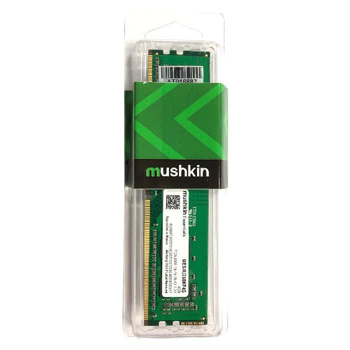 Memória 4GB Mushkin Essentials MES4U266KF4G DDR4 2666MHz CL19