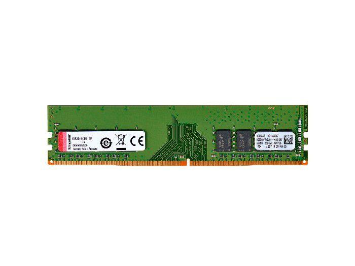 Memória 8GB DDR4 2666MHz Kingston KVR26N19S8/8