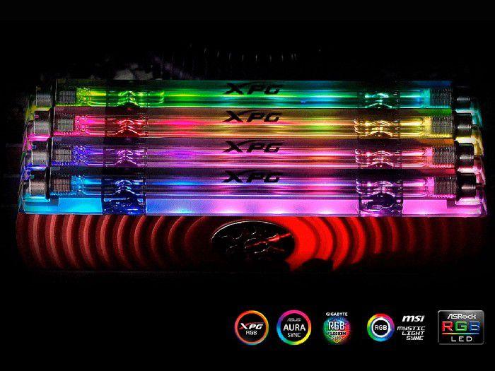 Memoria Gamer 8GB DDR4 3000Mhz Adata XPG SPECTRIX D80 AX4U300038G16