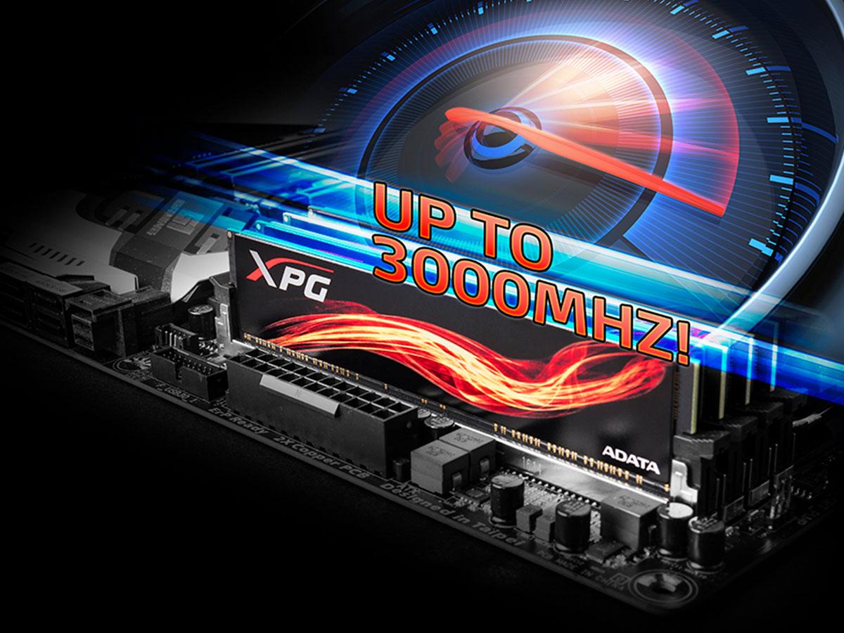 Memoria Gamer 8gb Adata Xpg Flame Ddr4 2666mhz AX4U266638G16-SBF