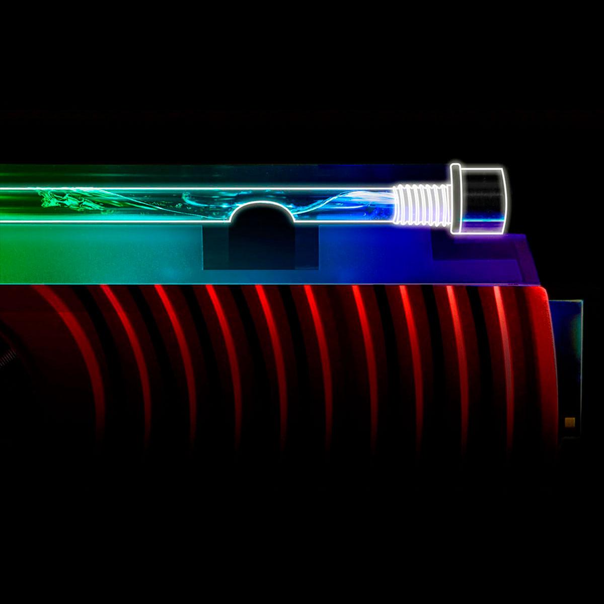 Memoria Gamer Adata XPG Spectrix D80 8GB 3600MHz DDR4 RGB AX4U360038G17-SR80