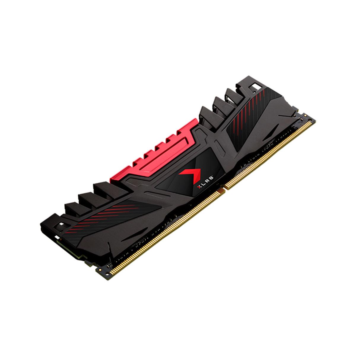 Memória Gamer PNY XLR8 8GB, DDR4, 3200MHz, CL16, 1.35V MD8GD4320016XR