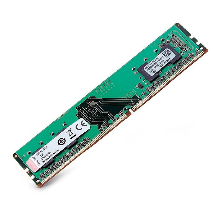 Memória Kingston 4GB, DDR4, 2400MHz, CL17 -  KVR24N17S6/4