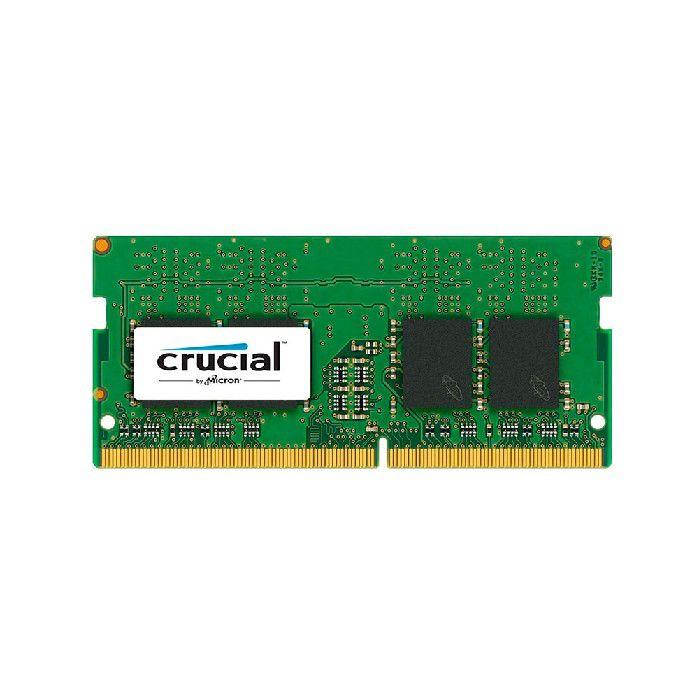 Memoria P/ notebook 4gb Ddr4 2400 Crucial